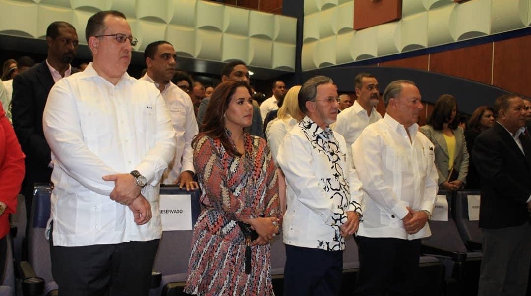 """La alcaldesa de Higüey, Karina Aristy, participó del conversatorio """"Transformaciones en la DGII y su Impacto en las Recaudaciones"""""""