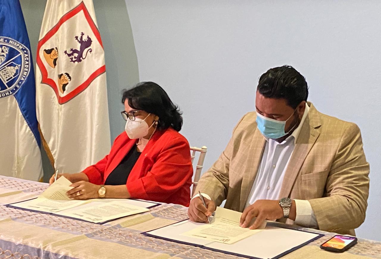 ACUERDO INTERINSTITUCIONAL UNIVERSIDAD AUTÓNOMA DE SANTO DOMINGO Y EL AYUNTAMIENTO DEL MUNICIPIO DE HIGUEY